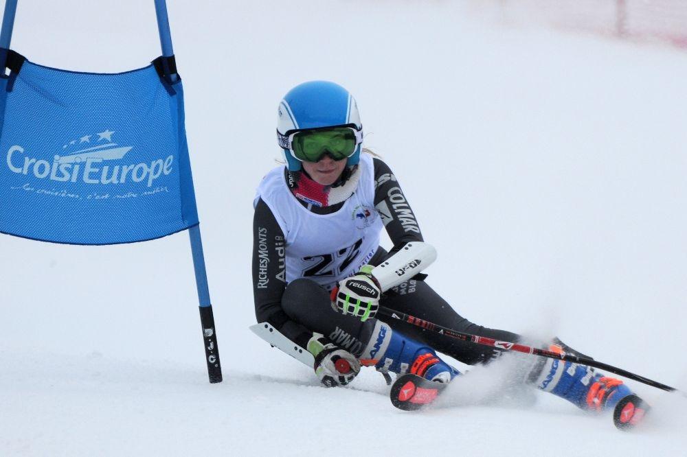 Ski de compétition