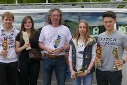 Remise des prix Grand Prix du CRMV-Crédit Mutuel