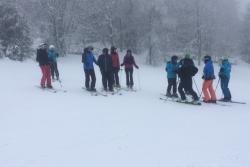 Course CJM U14 au Lac Blanc le 27/01/2019