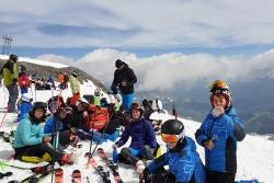 Stage de ski à Tignes -  juillet 2019